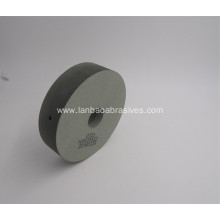 BD polishing wheel with cooling system